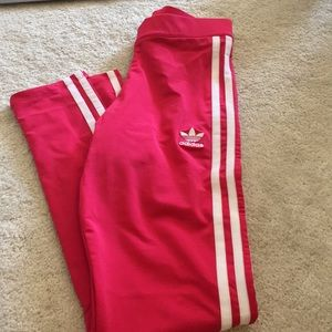 Brand new Adidas tights